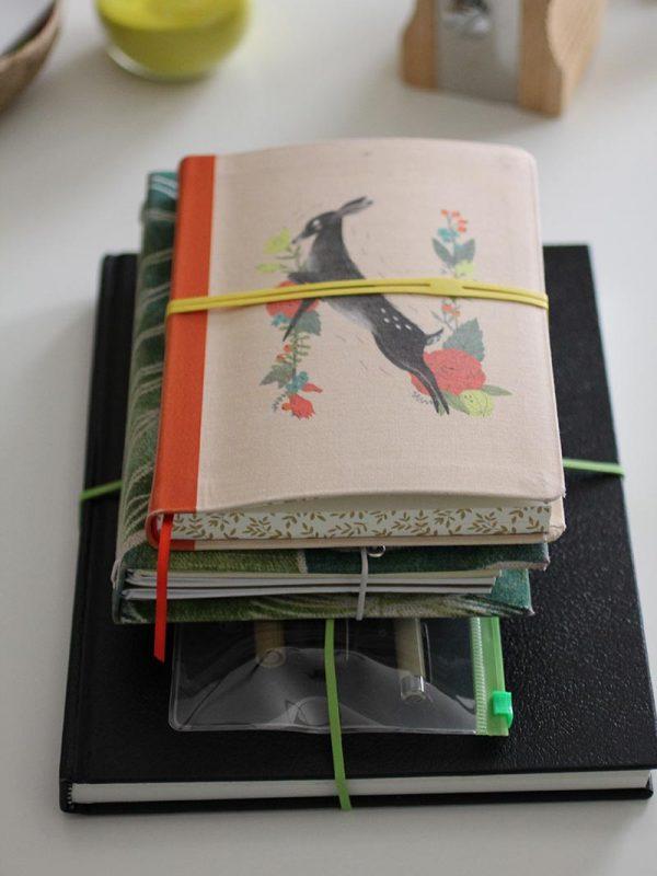 Nache Snow's notebook addiction