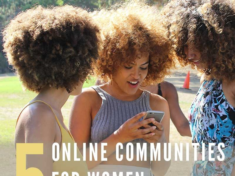 5 Online Communities For Women Entrepreneurs | NacheSnow.com