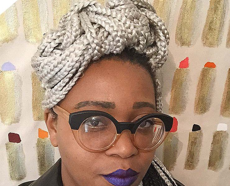 Artist Kendra Dandy Proves Working at Your Craft Everyday Can Lead to Opportunities | Studio 78 Podcast with Nache Snow