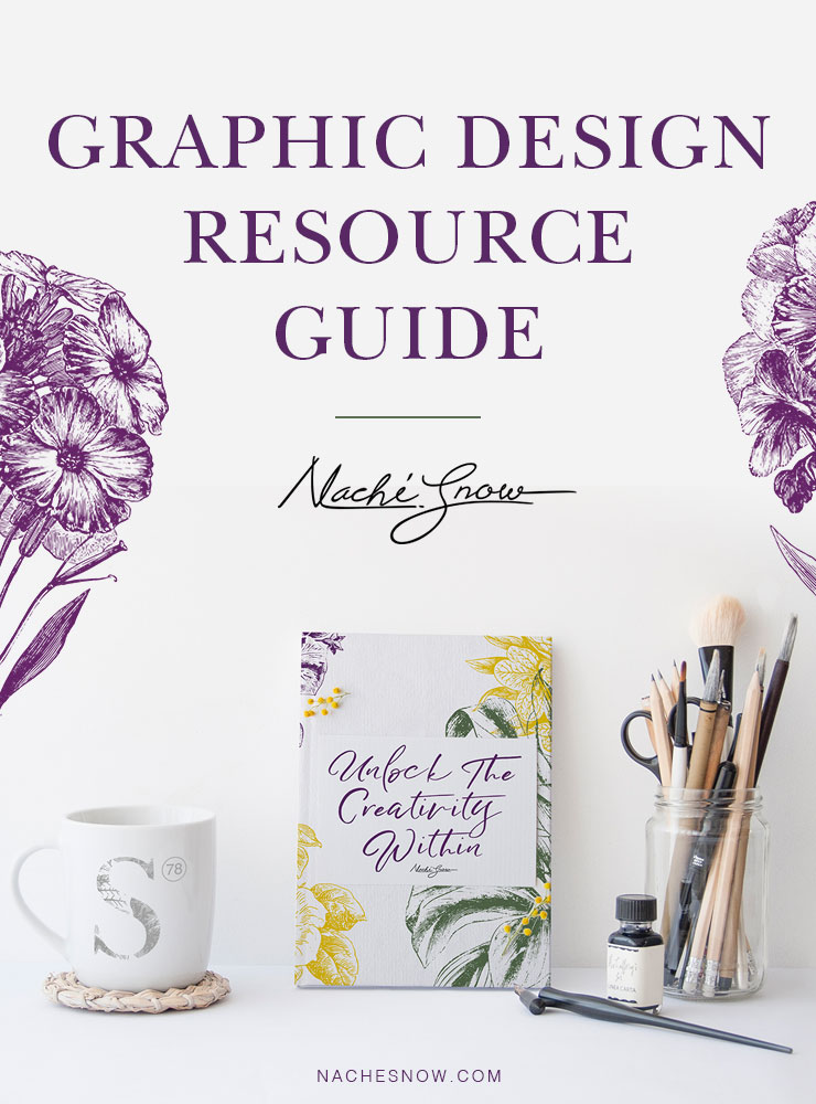 Design Resource Guide on NacheSnow.com
