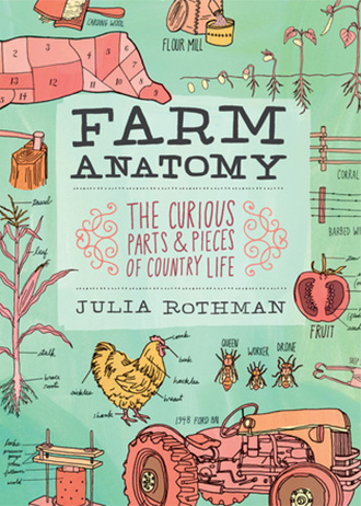 Farm Anatomy: The Curious Parts and Pieces of Country Life (Julia Rothman) by Julia Rothman