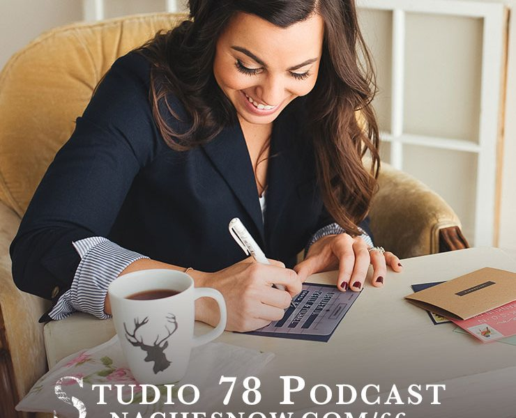 66. How to Manufacture a Product and Sell It | Studio 78 Podcast nachesnow.com/66