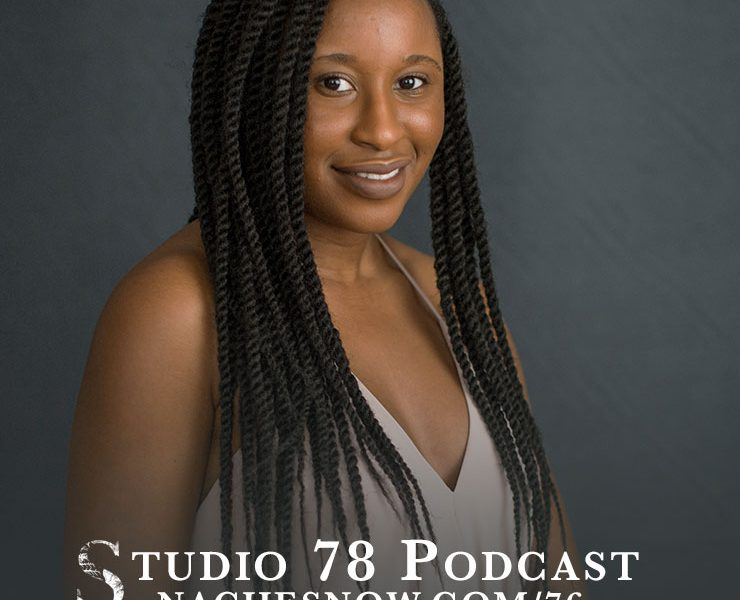How to Start Your Own Lingerie Business | Studio 78 Podcast nachesnow.com/76