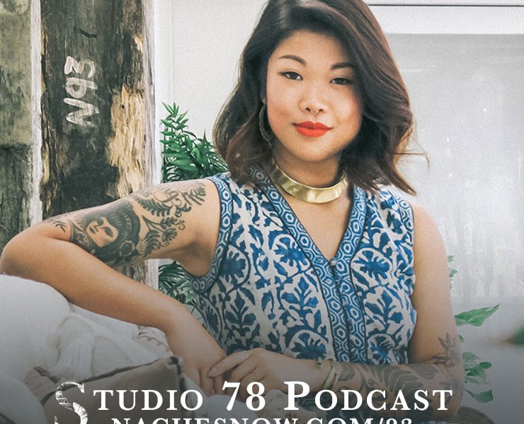 83. How Passion Projects Can Lead to Opportunities | Studio 78 Podcast nachesnow.com/83